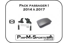 Pack passager I pour Harley Davidson Sportster 2014/2017