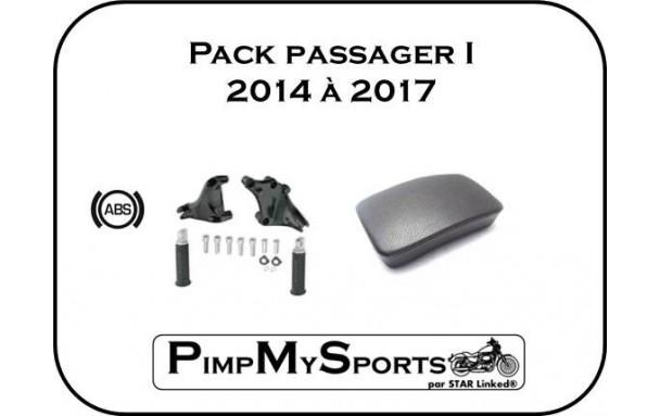 Pack passager Standard 2014/2016