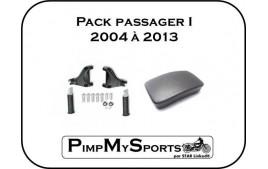 Pack passager Sportster Harley Davidson 2004 à 2013