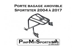 Porte bagage amovible Sportster 2004/2017