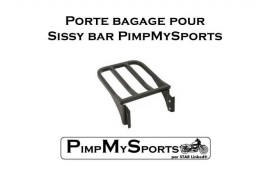 Porte bagage pour Sissy bar