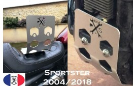 Sabot moteur Sportster 2004 à 2018