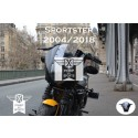Tête de fourche amovible pour Sportster 2004 à 2018