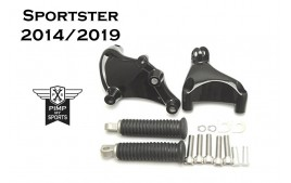 2014/ 17 Passenger Footpeg Mount Kit