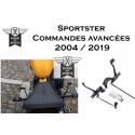 Commandes avancées Sportster