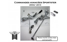 Sportster forward controls 2004/2013 Chrome