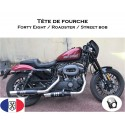 Bulle Forty Eight et Roadster 1200 CX
