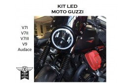 Kit phare à LED Moto Guzzi