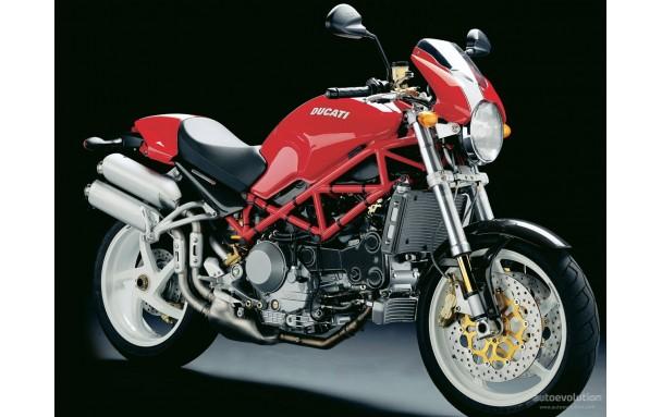 Kit phare à Ducati Monster