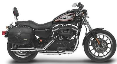 Sacoches Sportster 883R