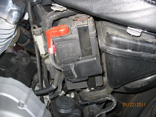 Batterie 883