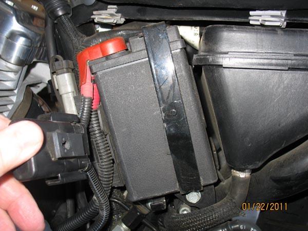 Batterie 1200