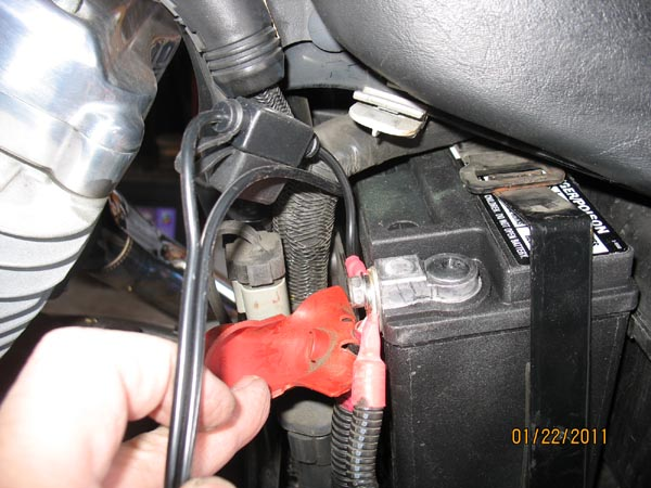 Batterie Iron